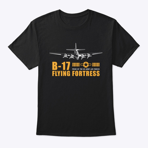 B-17 Flying Fortress Store by teespring
