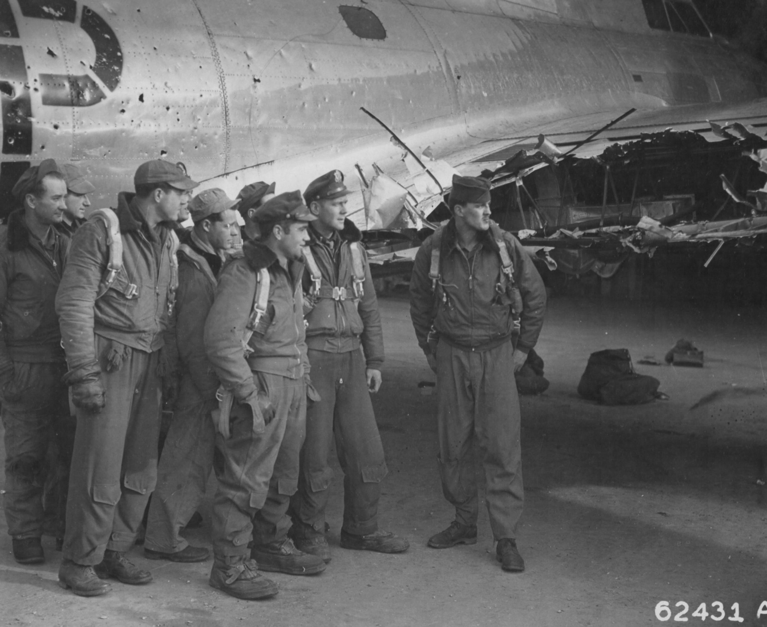 B-17 #44-6808 / Kraut Stomper